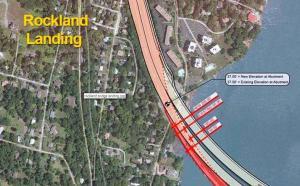 Rockland Landing/Courtesy of the New NY Bridge
