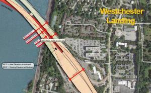 Westchester Landing/Courtesy of the New NY Bridge