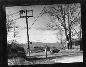 Facing west from White Plains Road towards the Hudson River and Broadway/Courtesy of The Virtual Archives