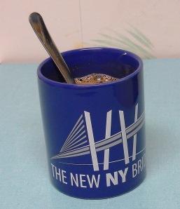 New NY Bridge mug