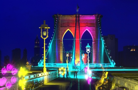 neon-bridge-lights-colorful