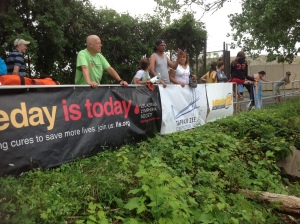 Partnering for the cause/New NY Bridge Outreach