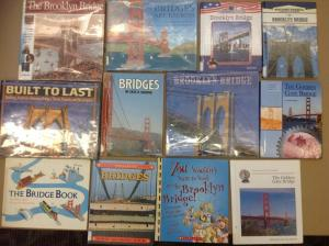 Which book(s) will you choose?/ New NY Bridge Outreach