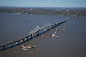 Aerial view fr Westchester/Credit: NYS Thruway Authority