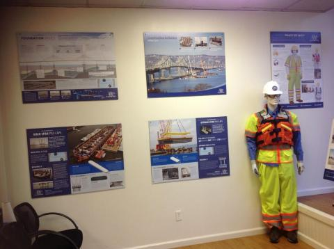 """Visit Safety Sam in Nyack; new """"Project at a Glance"""" panels at Outreach Centers/NNYB"""