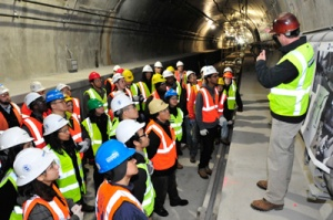 A briefing on the Second Avenue Subway project/The Moles
