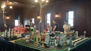 I LUG NY display this weekend/Courtesy Lyndhurst Mansion