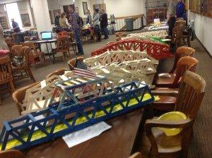 Scouts' bridges await tests of strength, movement/NNYB