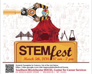 STEMFest Flier - top