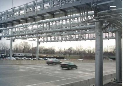 Looks like this picture of the cashless toll near Exit 10 captured my black Civic/NNYB