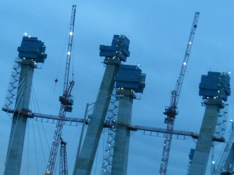 towers-at-dusk
